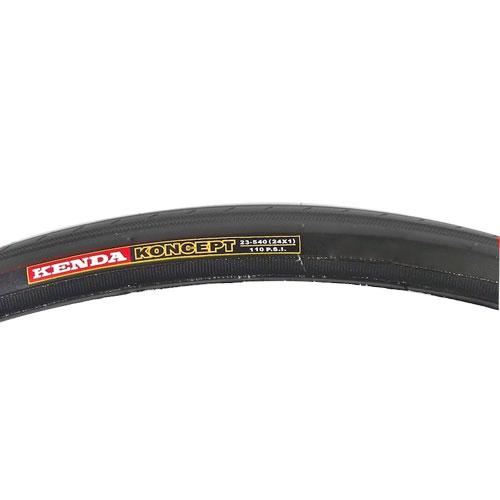 "Kenda 25"" Koncept Tyre Black"