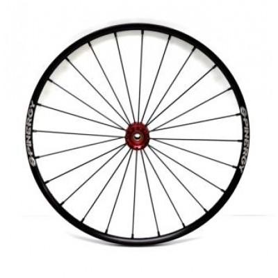 "Spinergy SLX (Sport Light Extreme) Wheel 25"" Black"