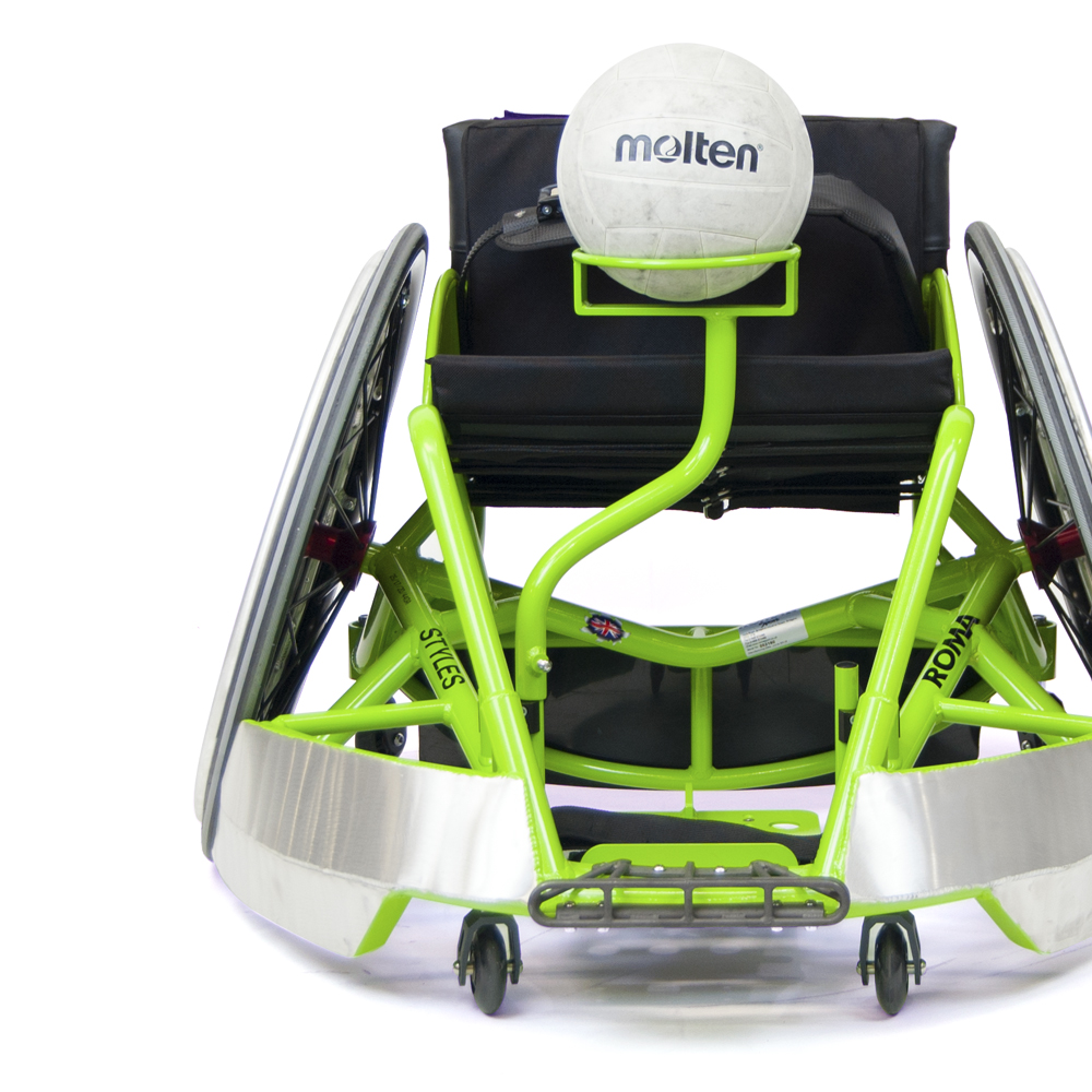 Rugby Bespoke Wheelchair